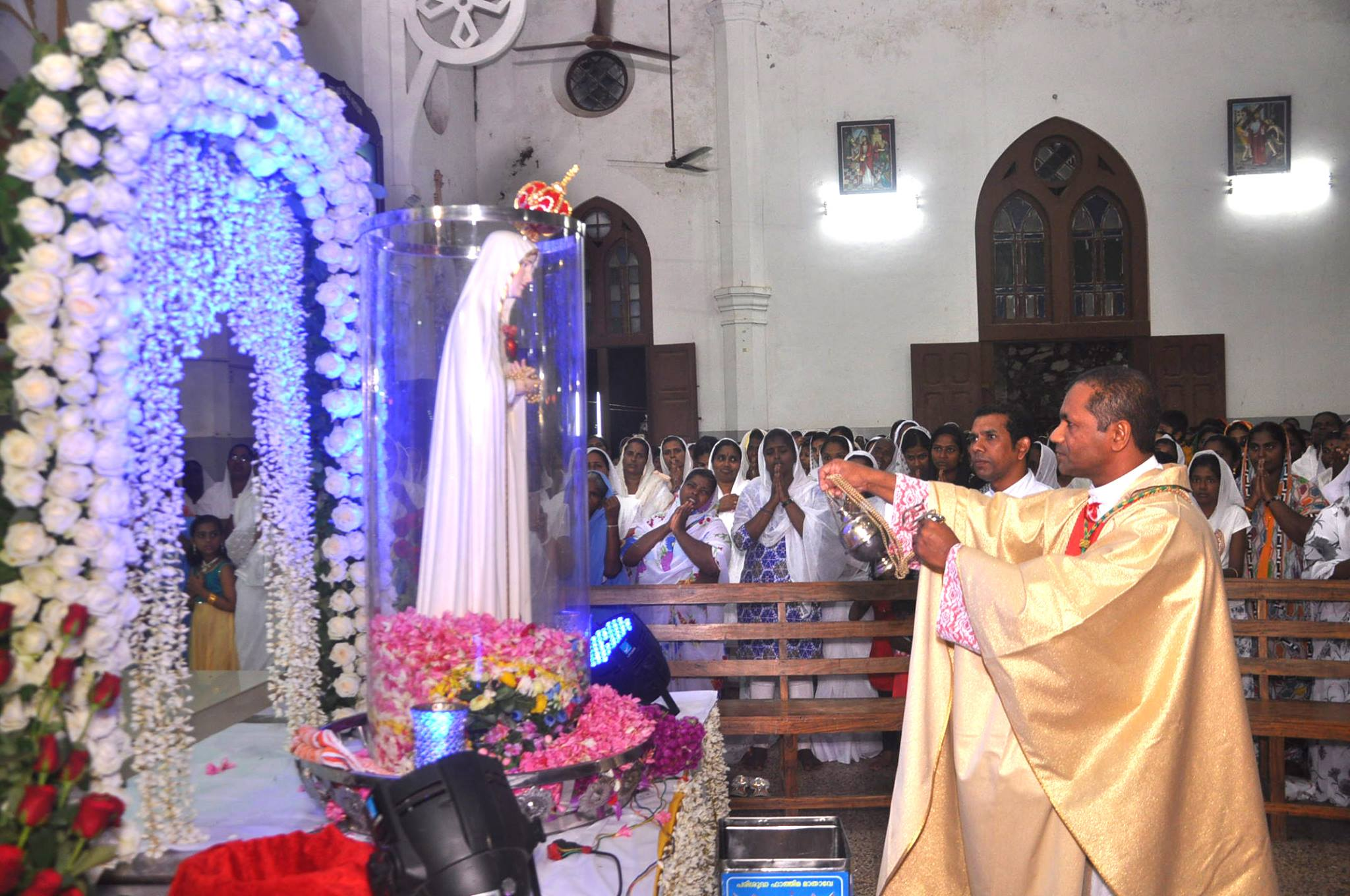 parish priests in trivandrum